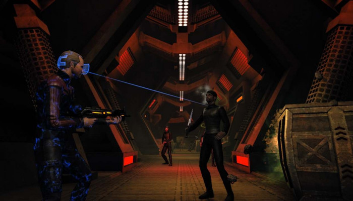 к игре Star Trek Online