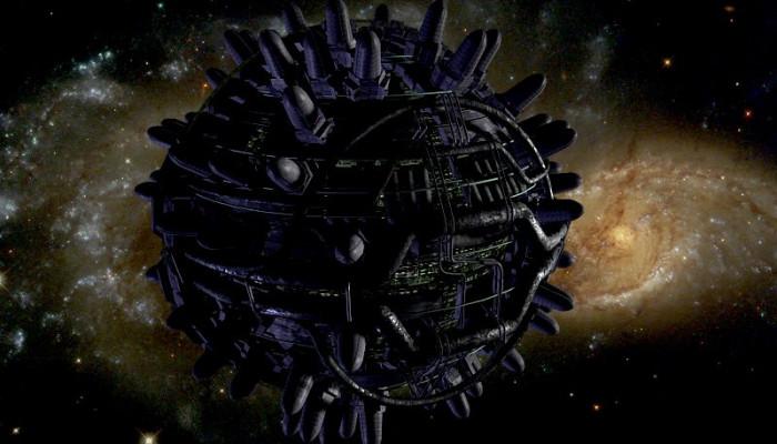 к игре Star Trek: Borg Assimilator