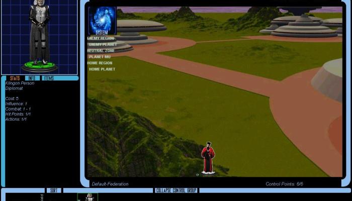к игре Star Trek: Conquest Online