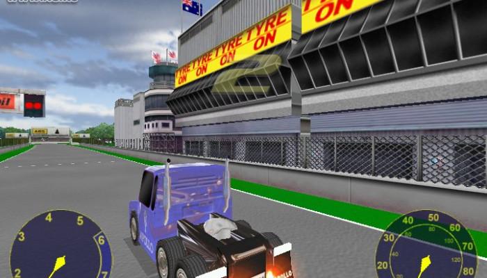 к игре Maxx Trucks