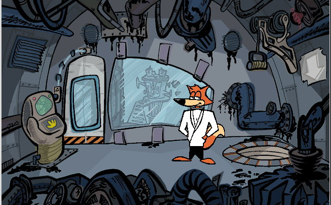 к игре Spy Fox 2: Some Assembly Required