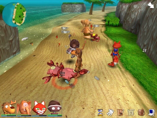 к игре Mysterious Island, The