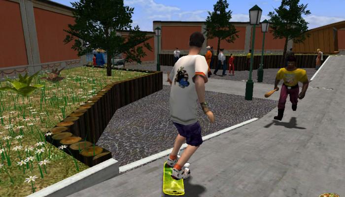 к игре Skate Madness