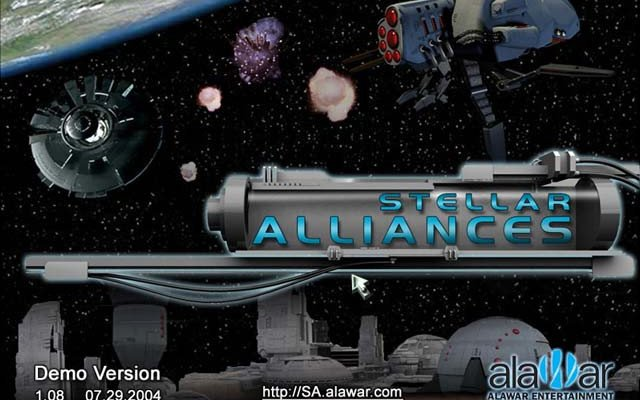 к игре Stellar Alliances