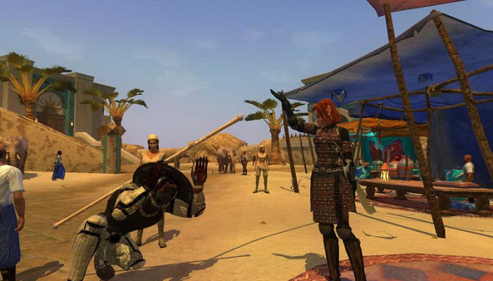 к игре EverQuest 2: Desert of Flames