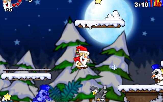к игре Santa Claus