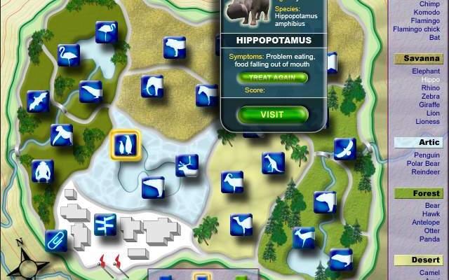 к игре Zoo Vet