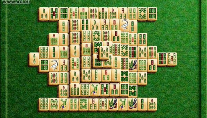 к игре Ultimate Mahjongg 10