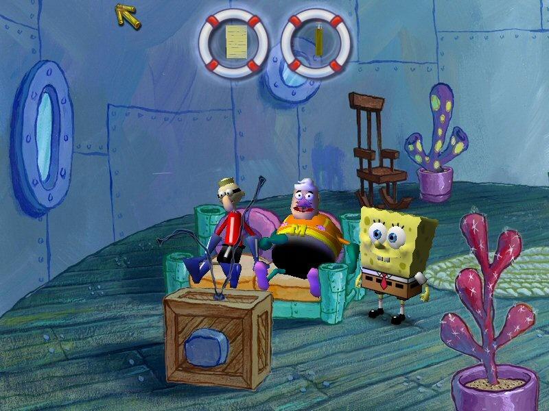 Spongebob игры на пк скачать торрент