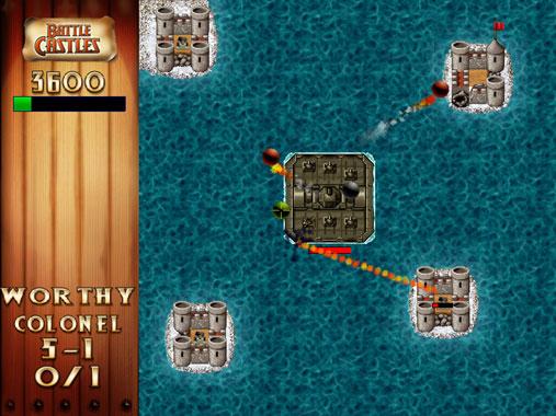 к игре Battle Castles