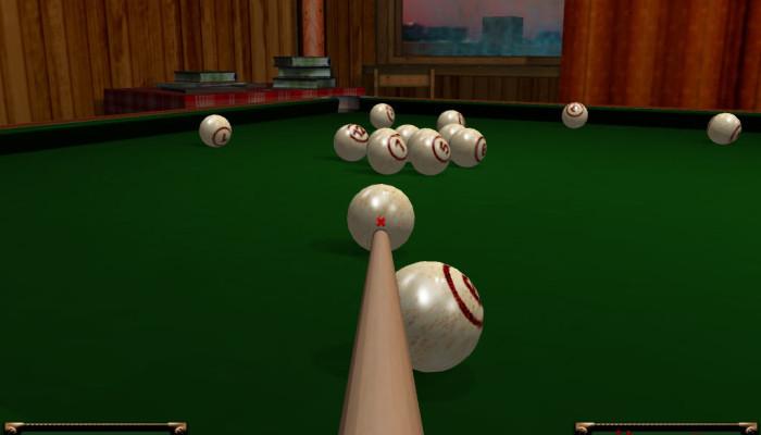 к игре Billiards Club