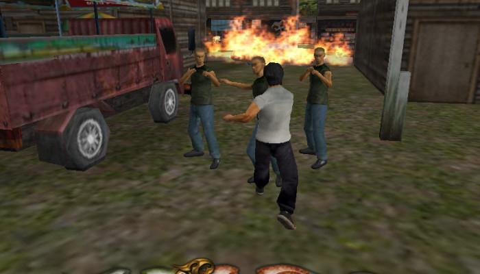 к игре Tony Jaa's Tom-Yum-Goong: The Game