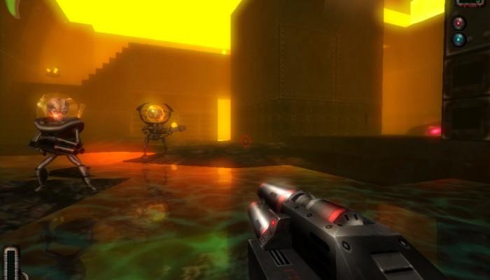 к игре CodeRED: Alien Arena 2006