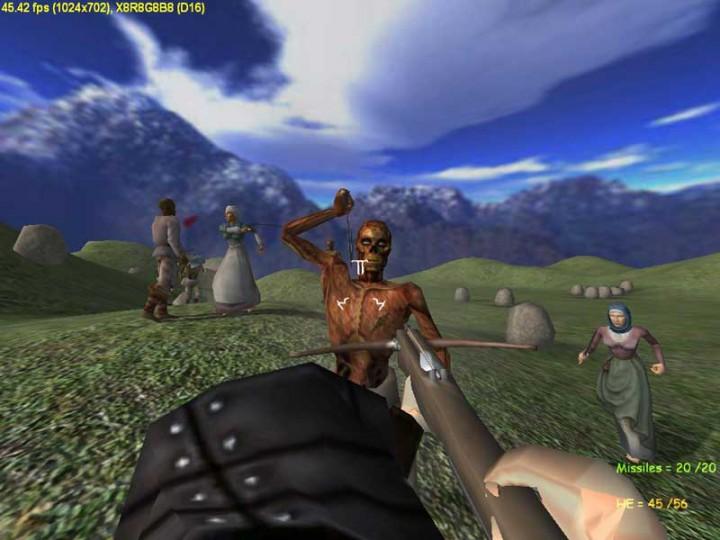 Как играть по сети, мод cRPG warband - База знаний Mount Blade. игра - Moun