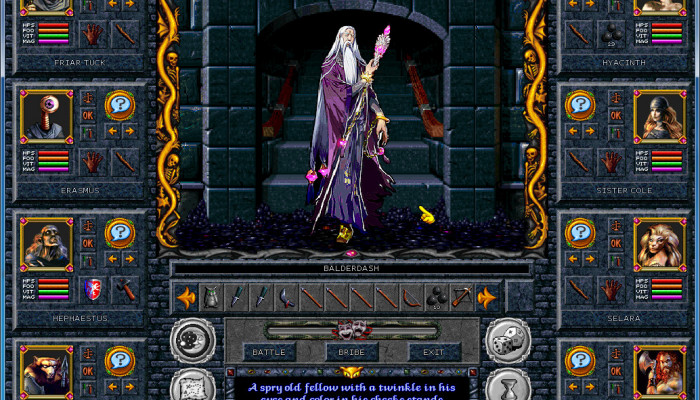 к игре Grimoire: Heralds of the Winged Exemplar