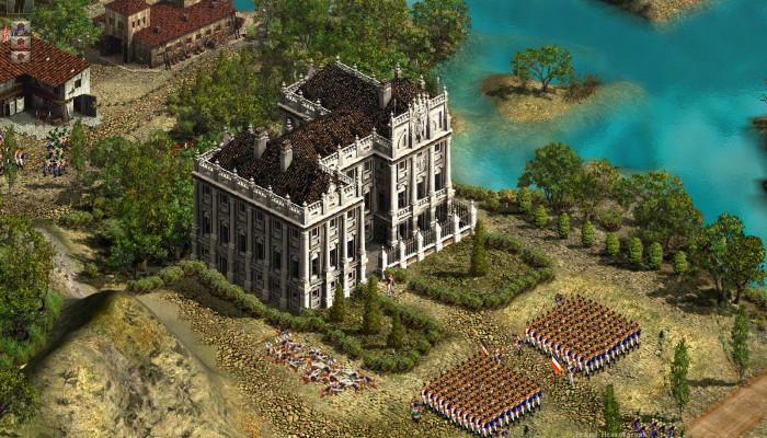 к игре Cossacks 2: Battle for Europe