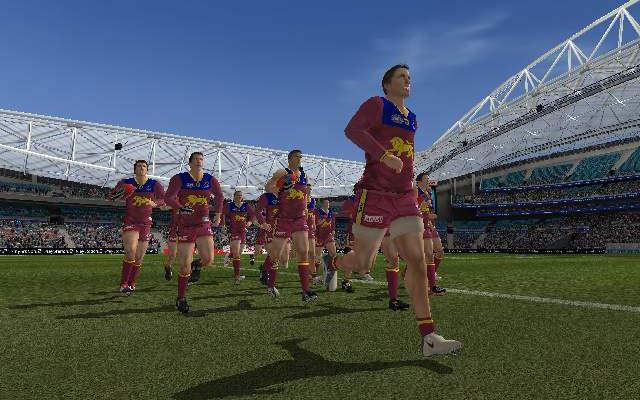 к игре AFL Premiership 2005