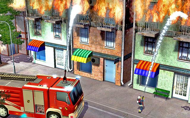 к игре Fire Department 3