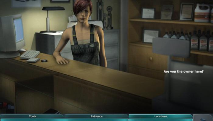 к игре CSI: Crime Scene Investigation - Dark Motives
