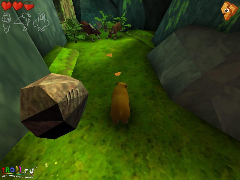 Скачать бесплатно игру братец медвежонок на компьютер