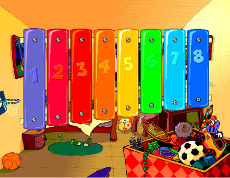 к игре Timmy and the Magic Pictures