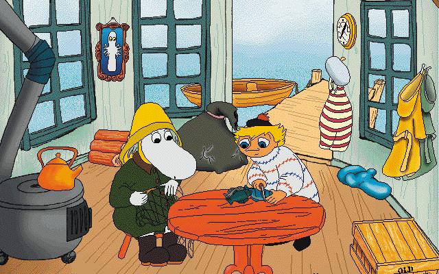 к игре Moomintrolls: Hide and Seek