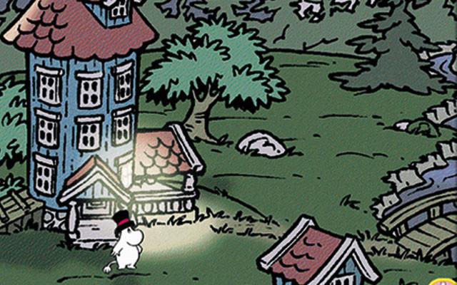 к игре Moomintrolls: The Invisible Child