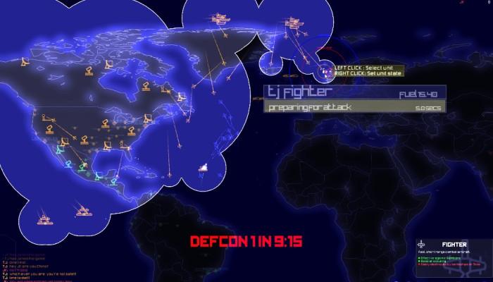 к игре Defcon
