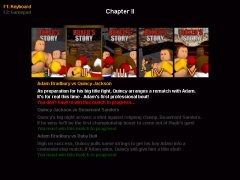 к игре Boxer's Story
