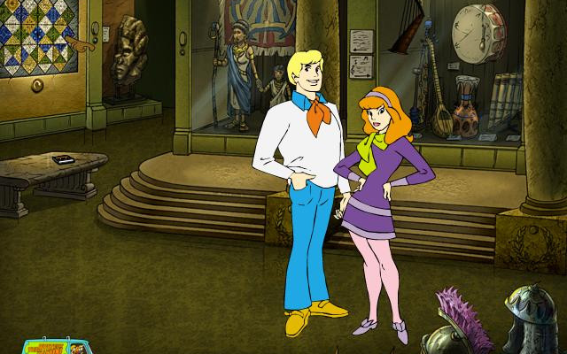к игре Scooby-Doo: The Case of the Glowing Bug Man