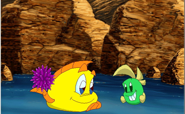 к игре Freddi Fish 2: The Case of the Haunted Schoolhouse