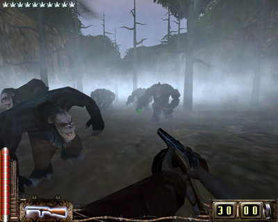 к игре Dark Apes: The Fate of Devolution