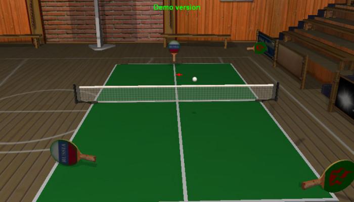 к игре Ping-Pong Клуб
