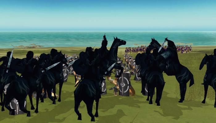к игре Legion Arena: Cult of Mithras