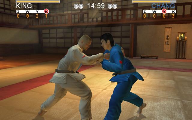 к игре David Douillet Judo