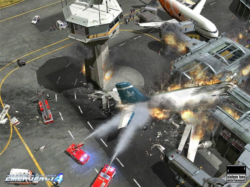 скачать игру Emergency 4 через торрент на русском языке - фото 8
