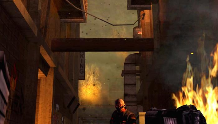к игре Urban Chaos: Riot Response