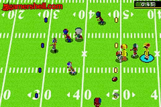 к игре Backyard Football 2006