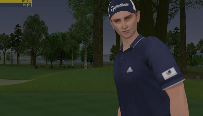 к игре World Tour Golf (2006)