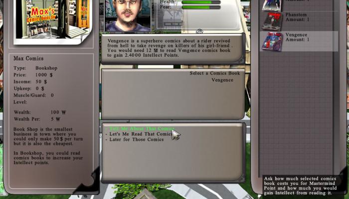 к игре Mastermind, The (2005)