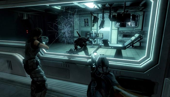 к игре Aliens vs. Predator (2010)