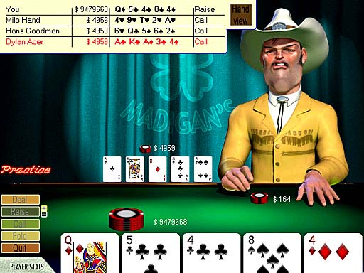 к игре World Poker Championship