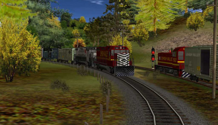 к игре Trainz Railroad Simulator 2004: Passenger Edition