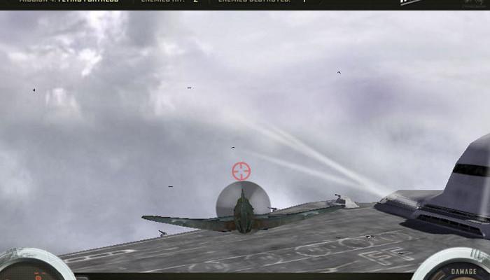 к игре Sky Captain: Flying Legion Air Combat Challenge