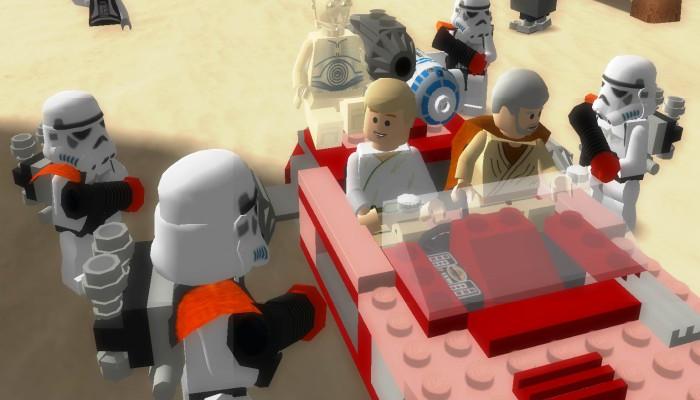 к игре LEGO Star Wars 2: The Original Trilogy