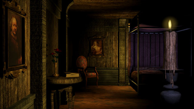 к игре Last Half of Darkness: Beyond the Spirit's Eye