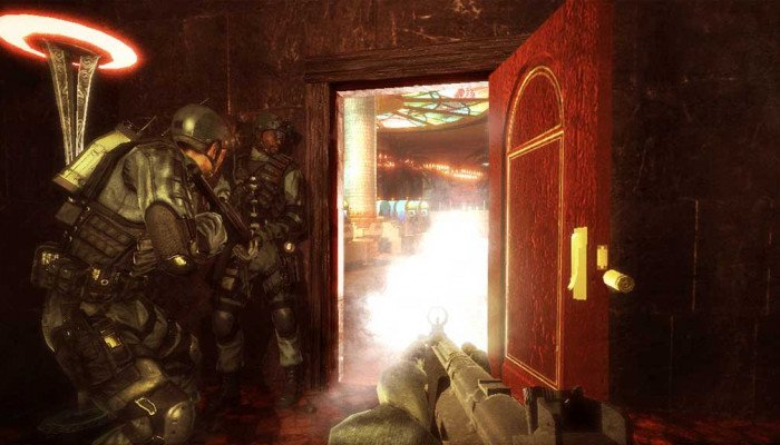 к игре Tom Clancy's Rainbow Six: Vegas