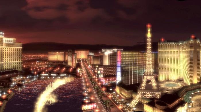 к игре Tom Clancy's Rainbow Six: Vegas