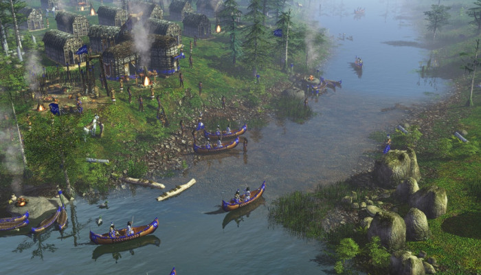 к игре Age of Empires 3: The WarChiefs
