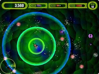к игре Alien Flux